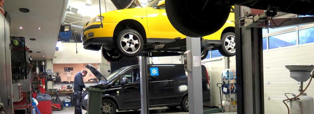 klargøring af bil, polering af bil mos auto i glostrup